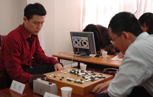 東洋囲碁 | ニュース | 国際棋戦...