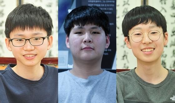 '영재 삼총사' 최은규‧정우진‧김영광 입단