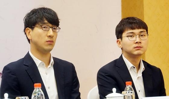 박정환-박영훈, 기선제압에 성공할 기사는?