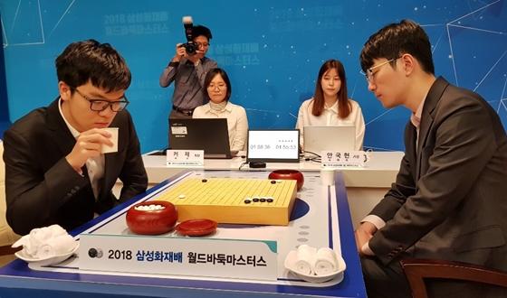 '안국현-커제' 3억원의 주인공은?