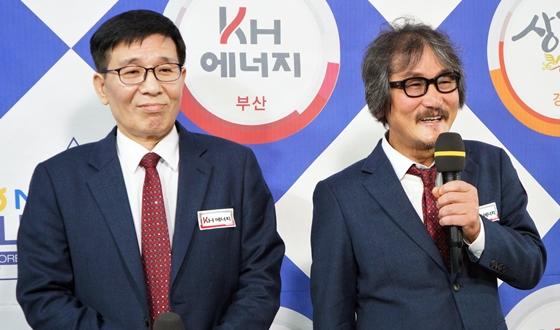 조치훈·강훈, 나란히 7승 고지 오르며 팀 승리 견인