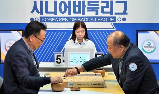 서능욱·김동엽, 의정부 희망도시 4연승 질주