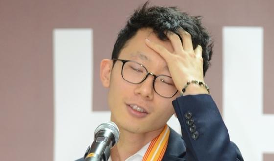 최우수신인상 박상진 '팬들에게 어필은 이렇게'