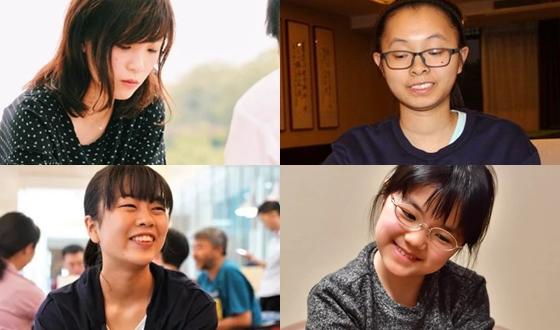 '저우홍위, 스미레' 중·일 여자기사들의 2019년 기록