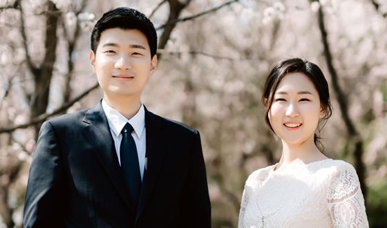 이상헌, 5년 연인과 웨딩마치