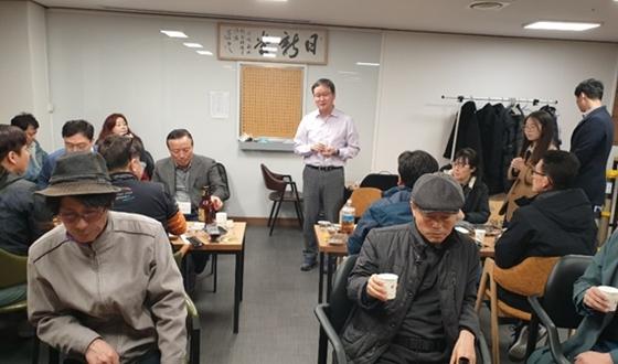 유창혁9단과 함께하는 '관악구 주민 바둑대회' 개최