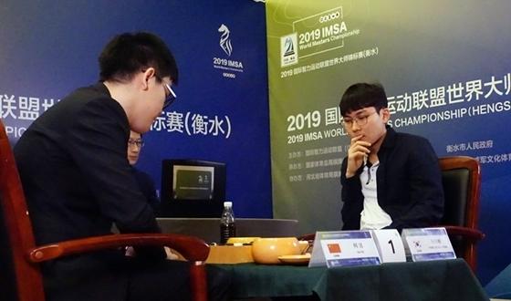 남자단체 중국에 완패, 여자단체 중국에 완승