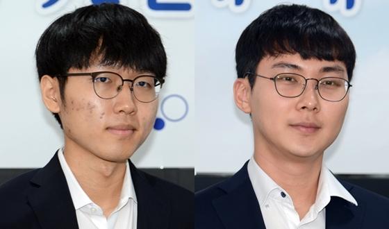 신진서-박정환, 3번기 맞대결 승자는?