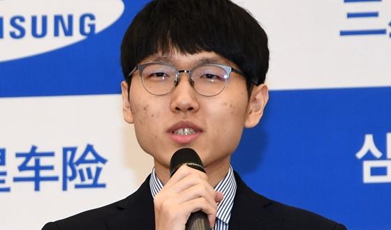 """신진서 """"나보다 박정환이 짊어진 짐이 더 컸을 것"""""""