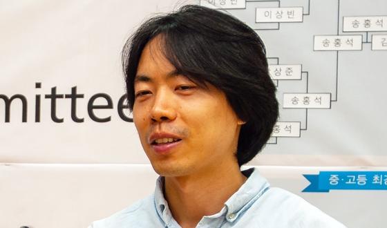 송홍석, 10년만에 개인전 우승