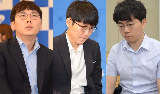한국, 8강에서 '충격 전원 탈락'