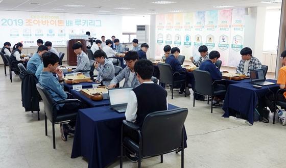 푸른돌·진남토건, 3연승으로 치열한 선두다툼