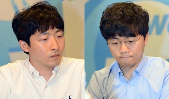 신민준-홍성지, 단판으로 참저축은행배 결승 대결