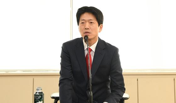 한국기원 김영삼 사무총장 사임