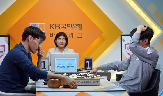 반집이 가른 극적인 승부, 한국물가정보 정규시즌 우승 눈앞