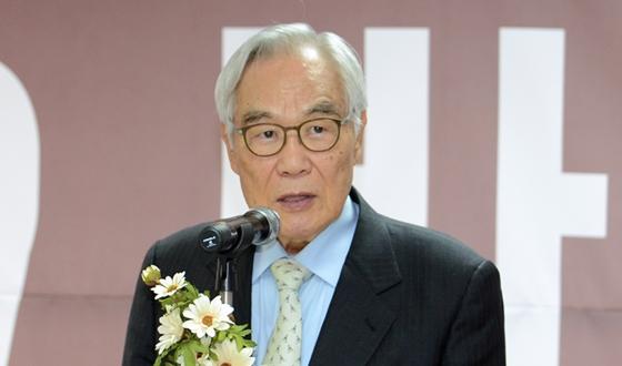 임채정 한국기원 총재