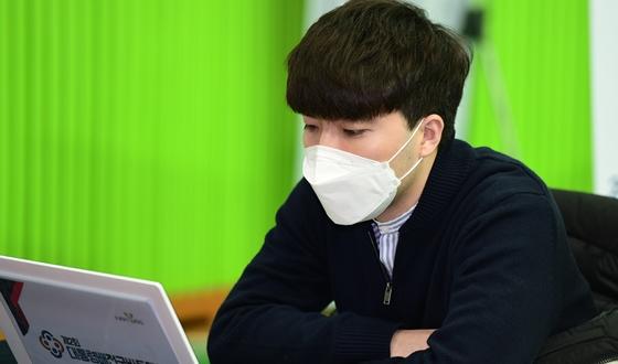 박하민, 대통령배 프로 부문 첫 우승