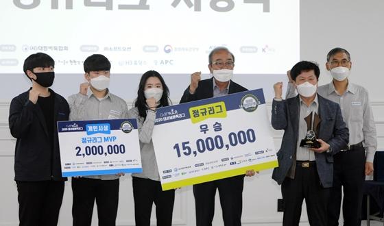 원봉루헨스, 내셔널 정규리그 2연패!