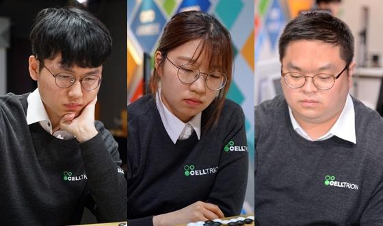 '셀트리온 기록의 날' 신진서 25연승, 최정 500승, 이호승 끝내기