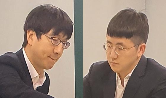 박영훈 1승 추가, 김지석 2승 선두