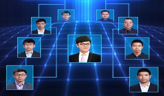 중국 갑조리그 선수 총출동, 온라인에서 시범 경기