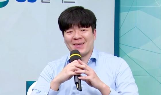 윤준상, 1천번째 대국 승리로 장식