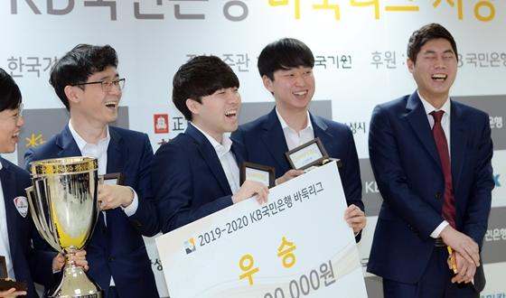 신민준과 부하들 '3월 어느 날, 흩날리는 웃음꽃'