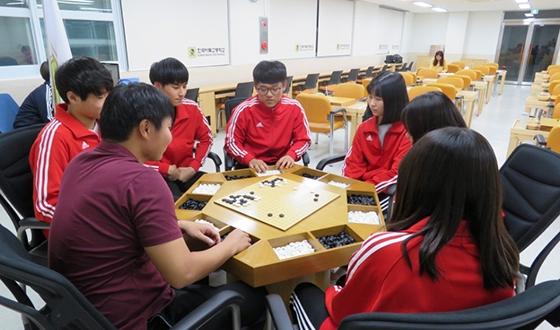 한국바둑중고등학교, 온라인 개학 '바둑수업은 타이젬에서'
