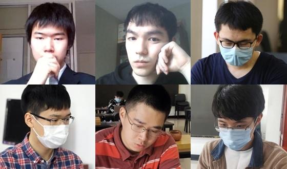 '이변속출' 구쯔하오·딩하오 등 LG배 중국대표 선발 완료