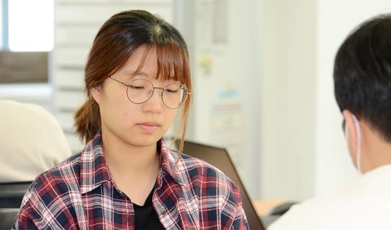 최정, 끈기와 버팀으로 신민준에게 역전승