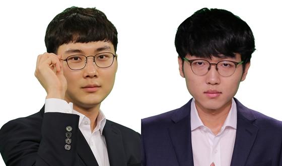신진서팀vs박정환팀, 5대5 연승전 우승팀은?