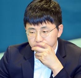 김지석 '60초 집중력'으로 박정환 제압…결승 진출