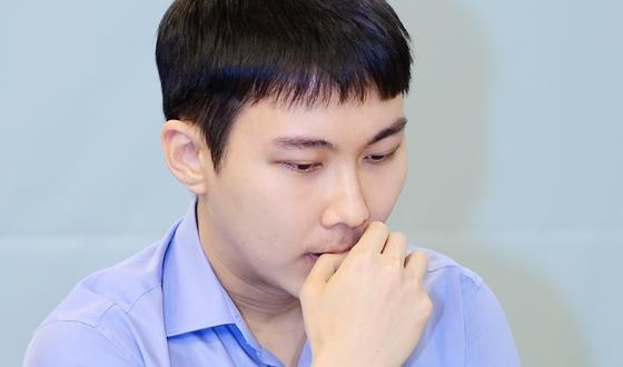 박정환 '두 번의 결정적인 실수' 탄샤오에게 패배