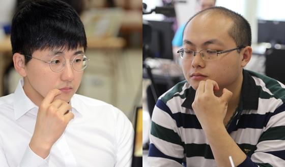 '한·중 랜선만남' 김지석-탕웨이싱 등 5판 대결