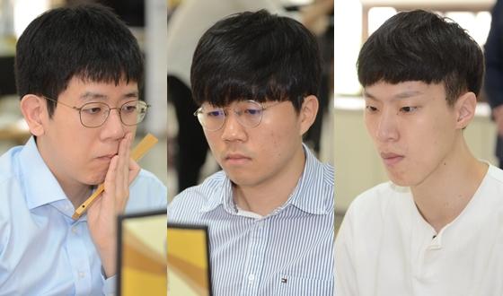 신민준·강동윤 8강, 이태현도 깜짝 합류