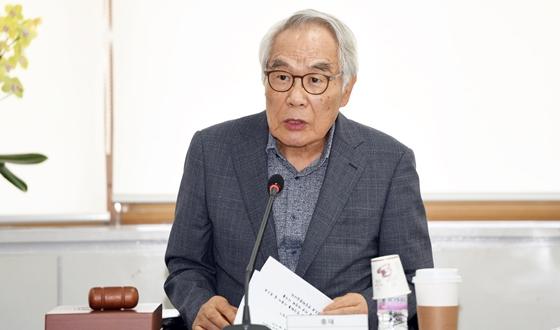 한국기원, 임채정 총재 재추대…임기는 2024년 7월까지