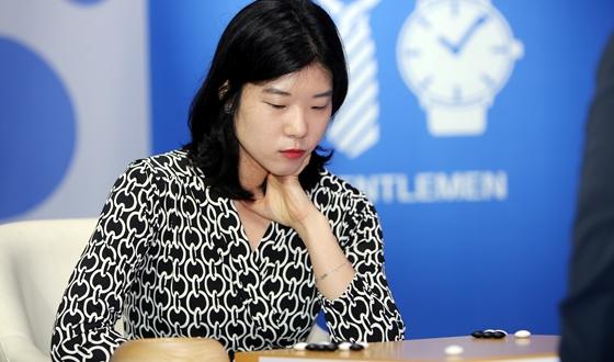 '5년 만이야' 박지연, 대회 3연승 도전