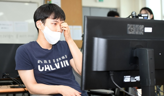 박정환, 셰얼하오 잡고 5승째…이동훈, 구쯔하오에 덜미