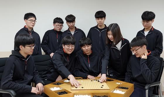 한국바둑중고등학교, 2학기 온라인 개학 '바둑수업은 타이젬에서'