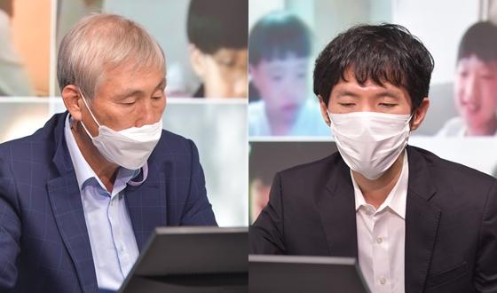 '조훈현 팀-이창호 팀' 온라인 팬 대결