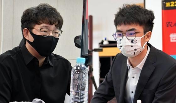 원성진, 중국 리웨이칭에게 덜미 '2연승 실패'