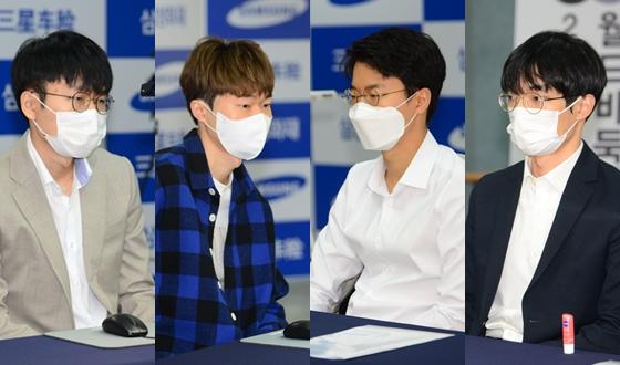 한국 8명 중 4명 16강행…한·중전, 2승4패