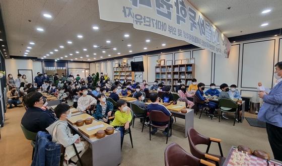 현재와 미래가 공존한 인천 바둑한마당