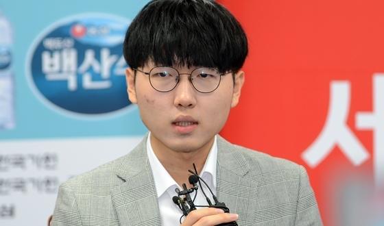 신진서 4연승 '내 손으로 끝낸다'