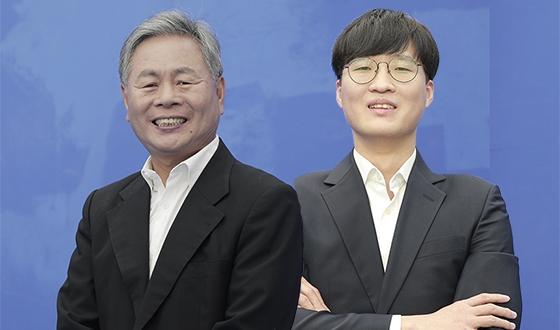 권갑용·김형우, 국내 99·100번째 입신 등극