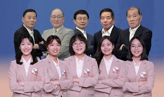 시니어리그-여자리그, 챔피언 명예 걸고 격돌