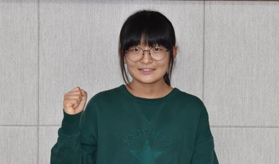 '바둑춘향' 김효영, 여자연구생 입단!