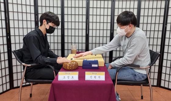 '龍의 부활' 조성호, 棋龍戰 최종 결승 진출!