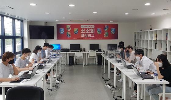 한상조의 충청, 전기리그 6승1패 선두