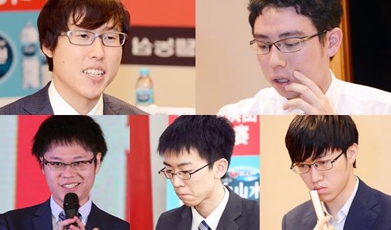 일본대표팀 구성 완료, 농심배 10월11일 개막